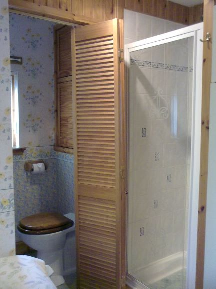 wc shower cubicle